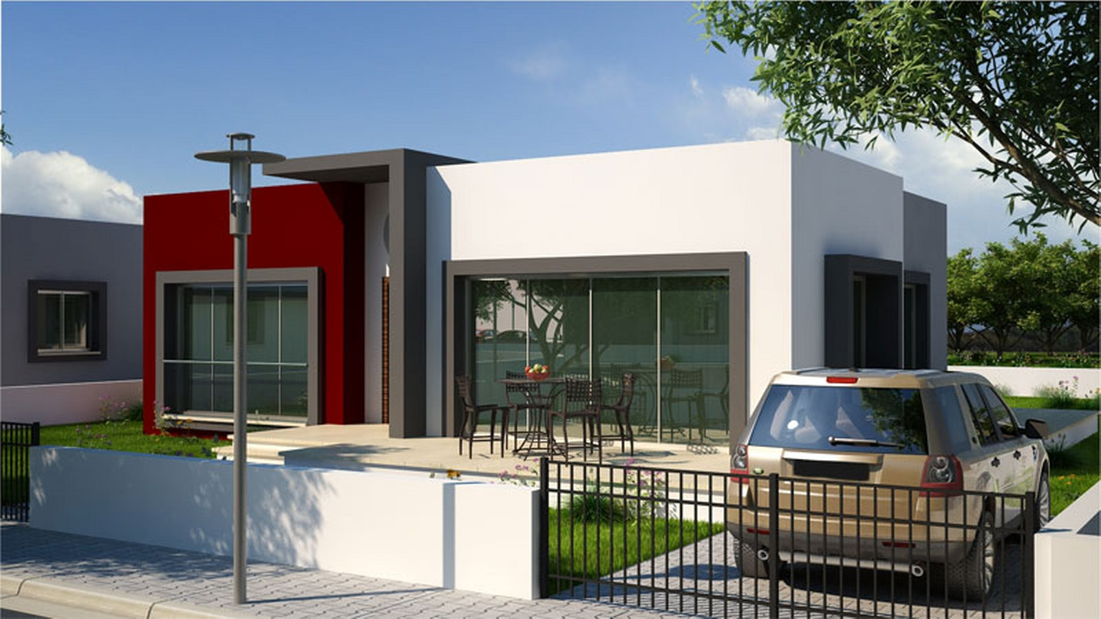 D Type House – 2 Bedroom – Tanyel Construction